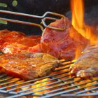 mẹo nướng thịt thơm ngon hơn