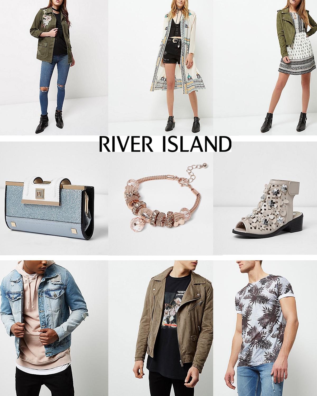 thời trang river island