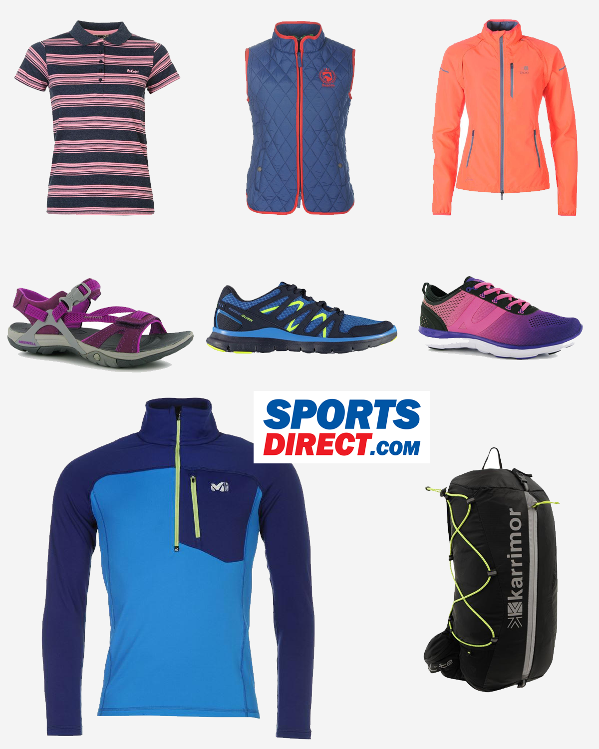 đồ thể thao sportdirect