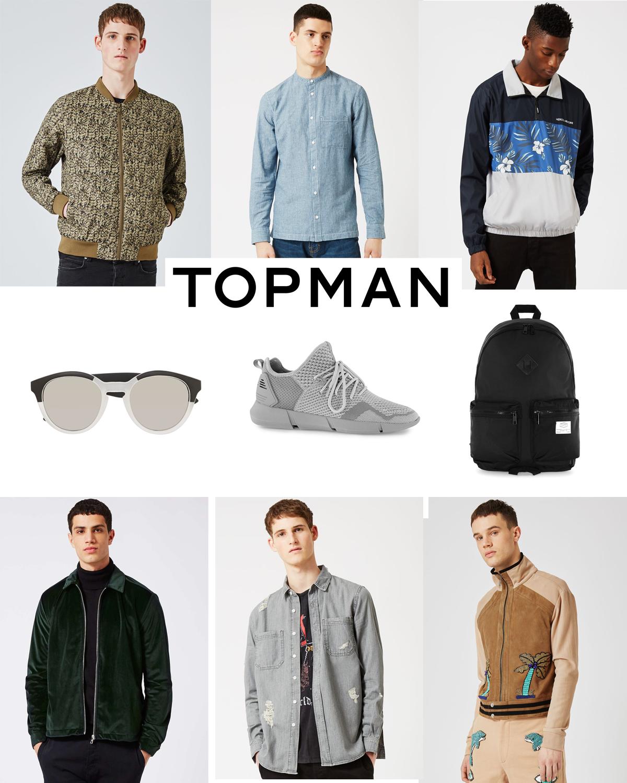 thời trang Topman
