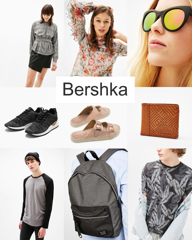 thời trang bershka