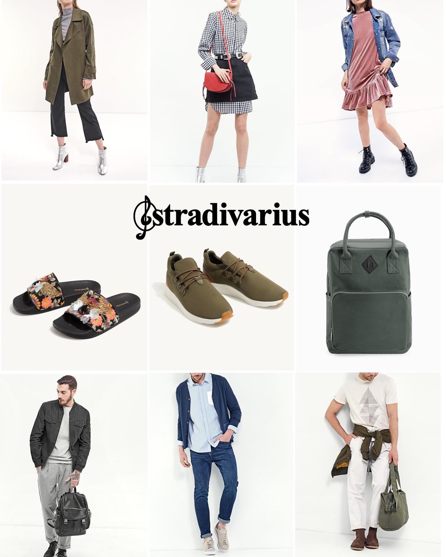 thời trang stradivarius