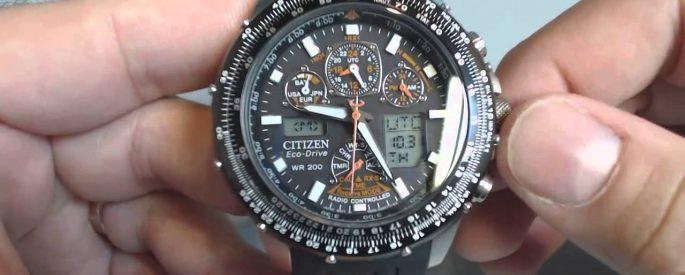Citizen Skyhawk A-T JY0000-53E
