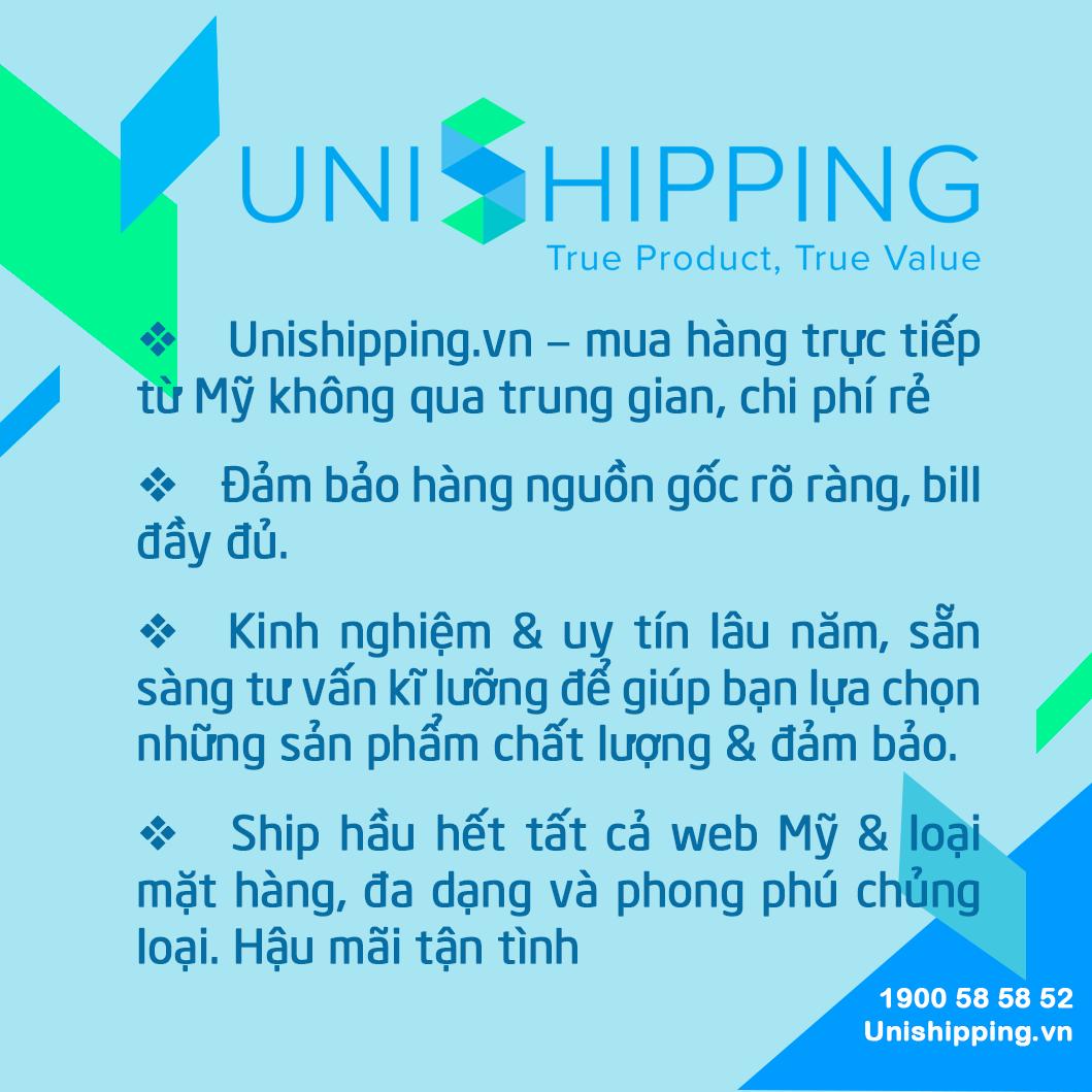 Kết quả hình ảnh cho mua hàng mỹ unishipping