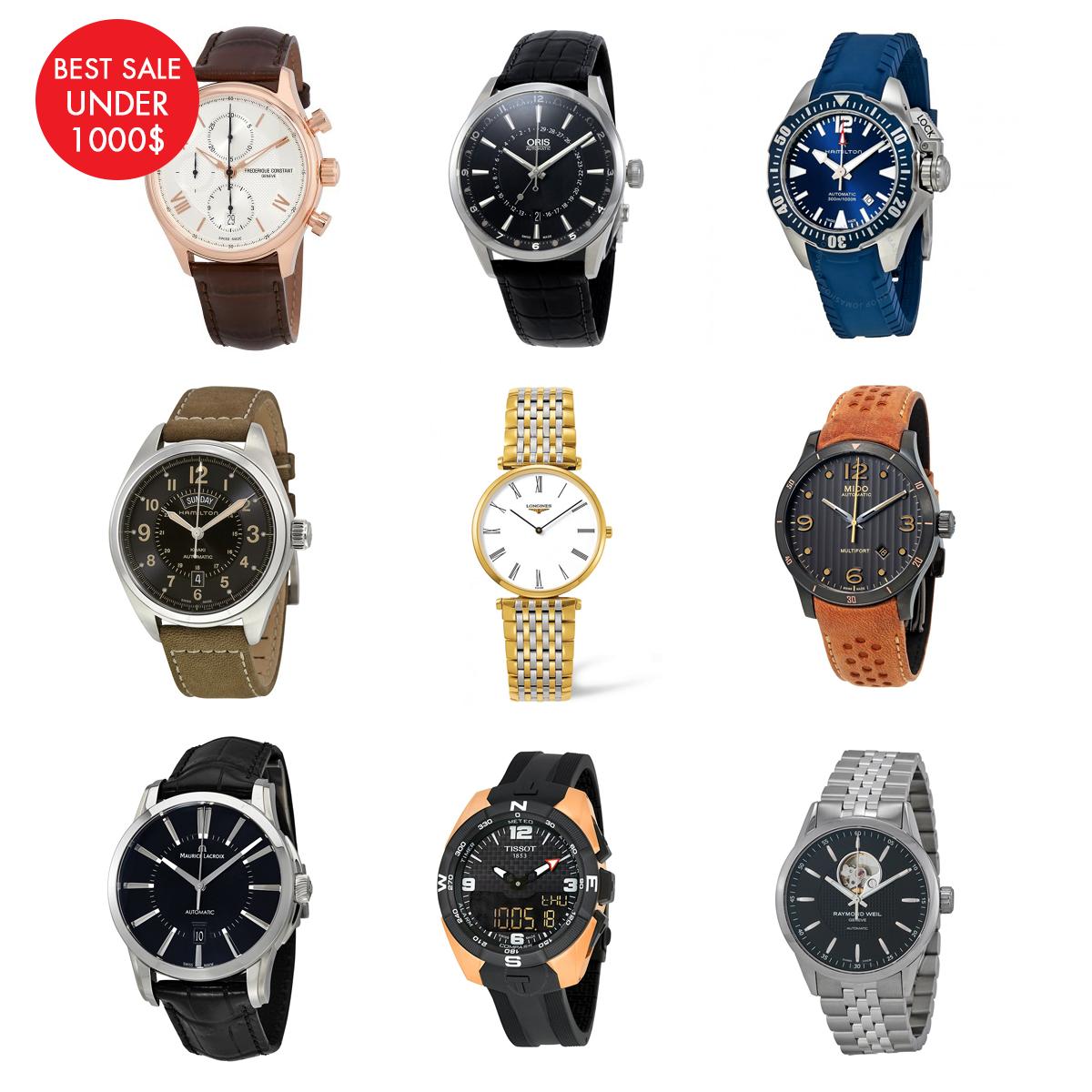 những mẫu đồng hồ đẹp cho nữ
