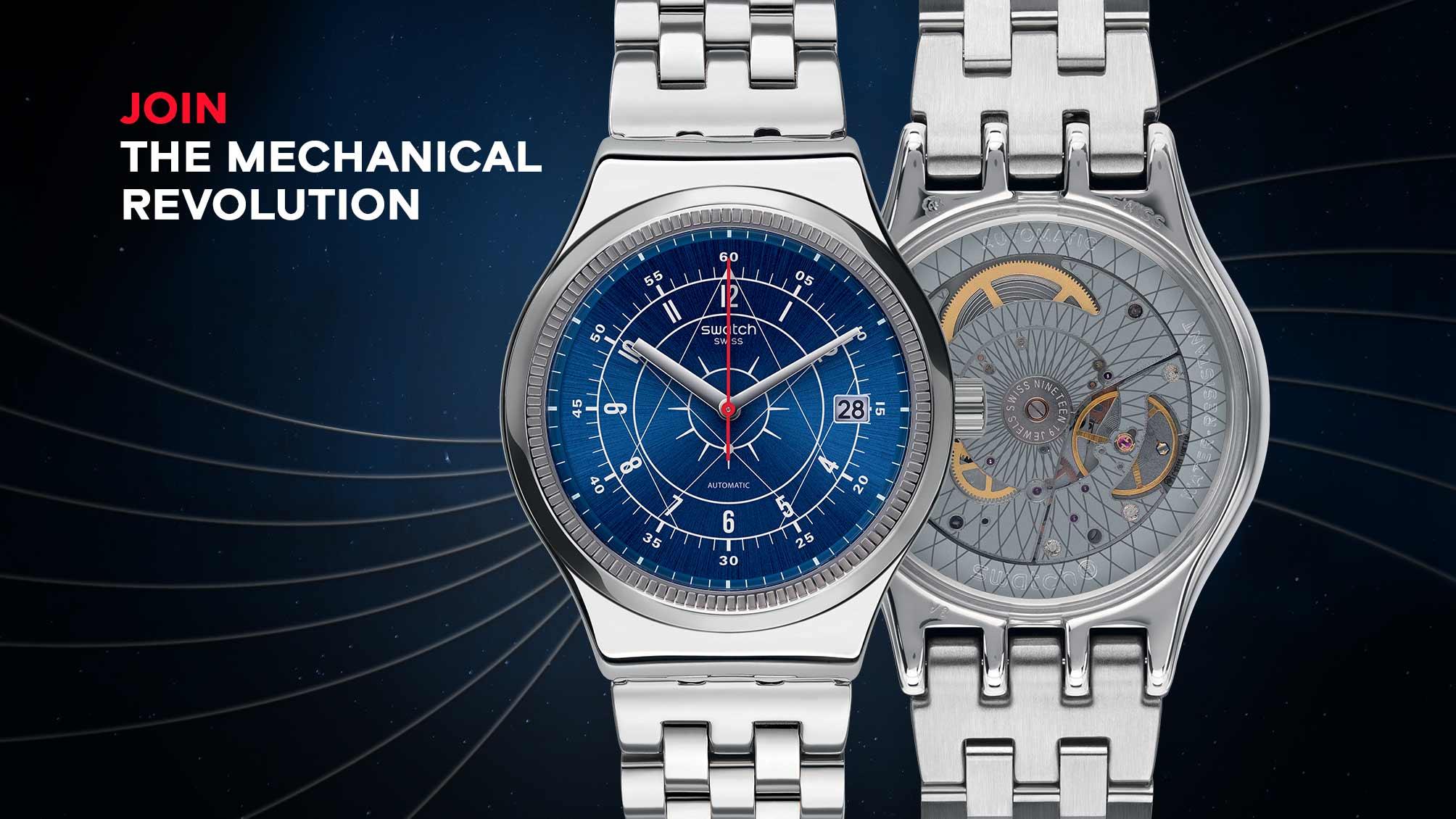 đồng hồ swatch chính hãng