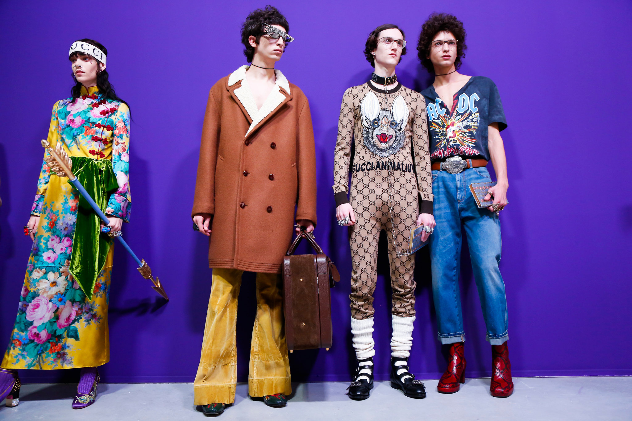 thời trang Gucci