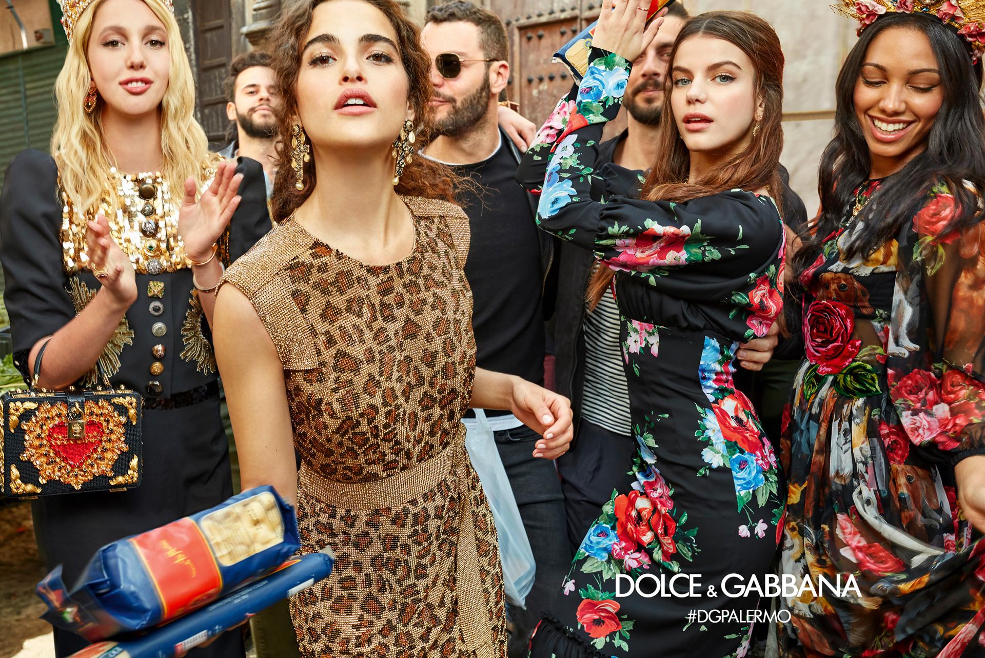 thời trang Dolce & Gabbana