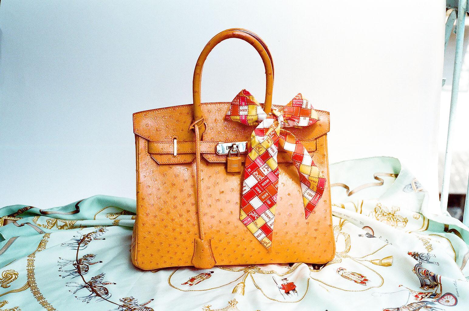 Túi xách Hermes