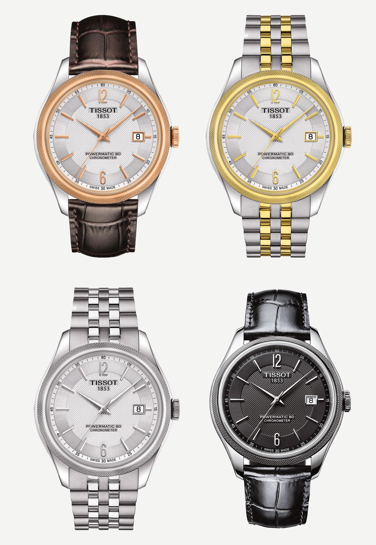 đồng hồ tissot đẹp cho nam
