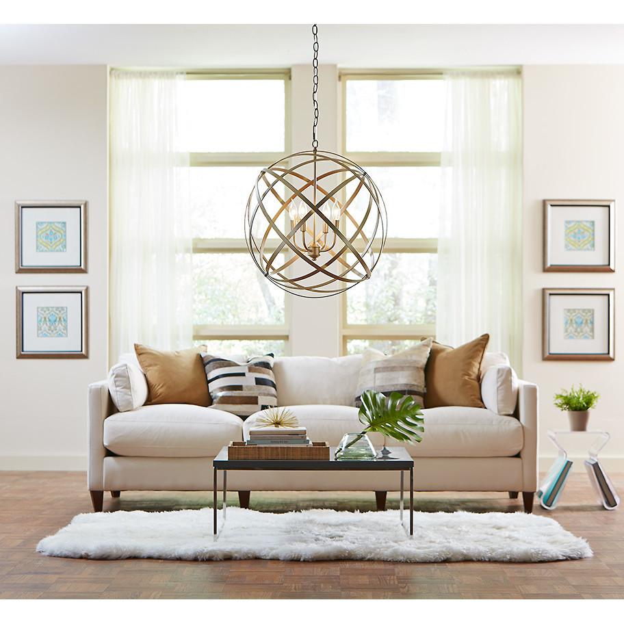 nội thất trang trí phòng khách