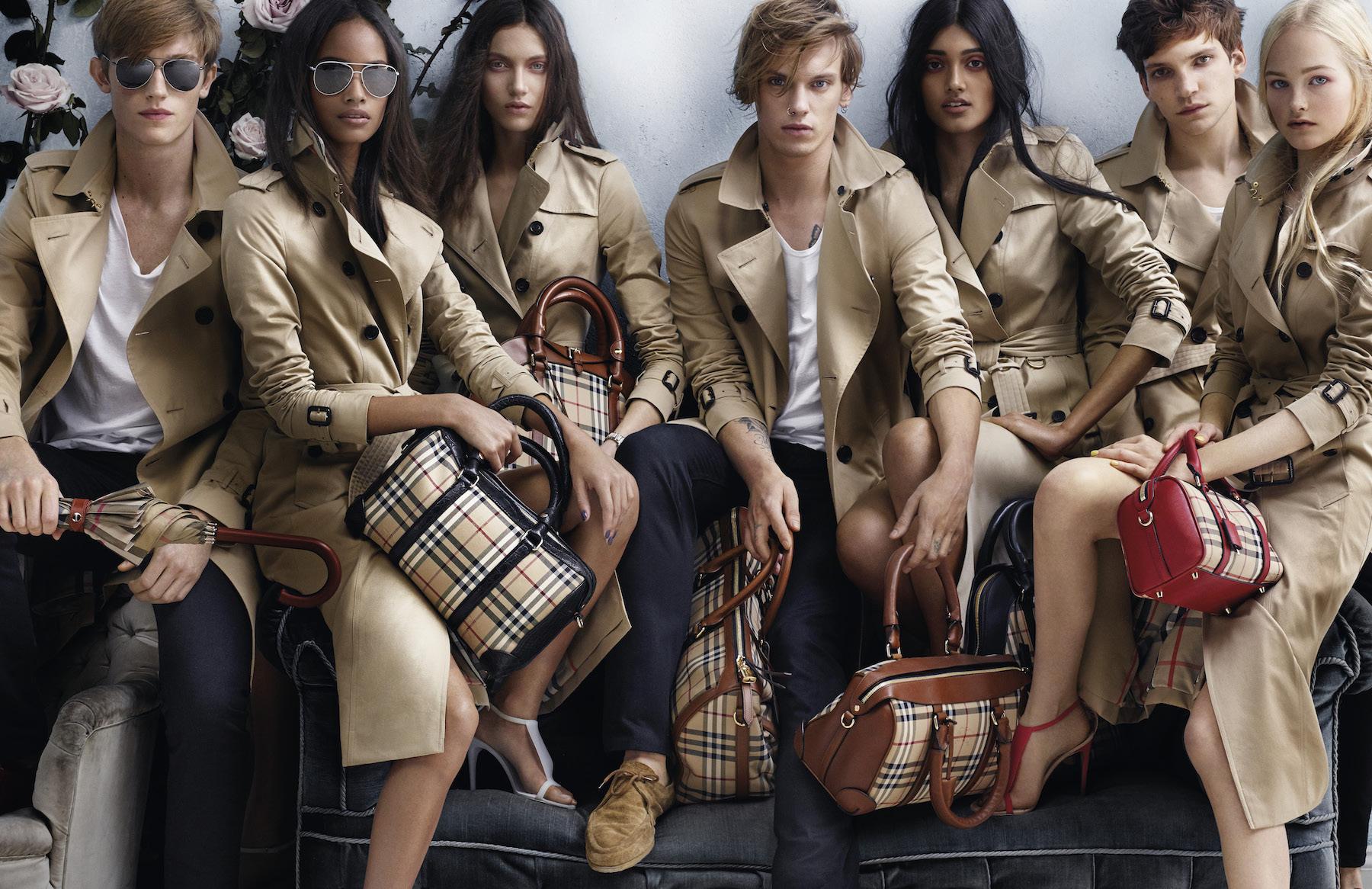 thời trang Burberry