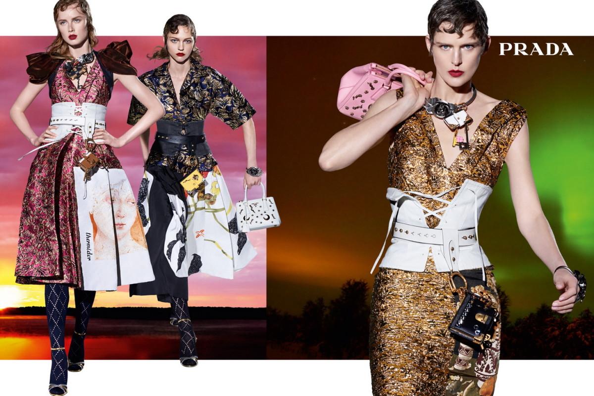 thời trang Prada