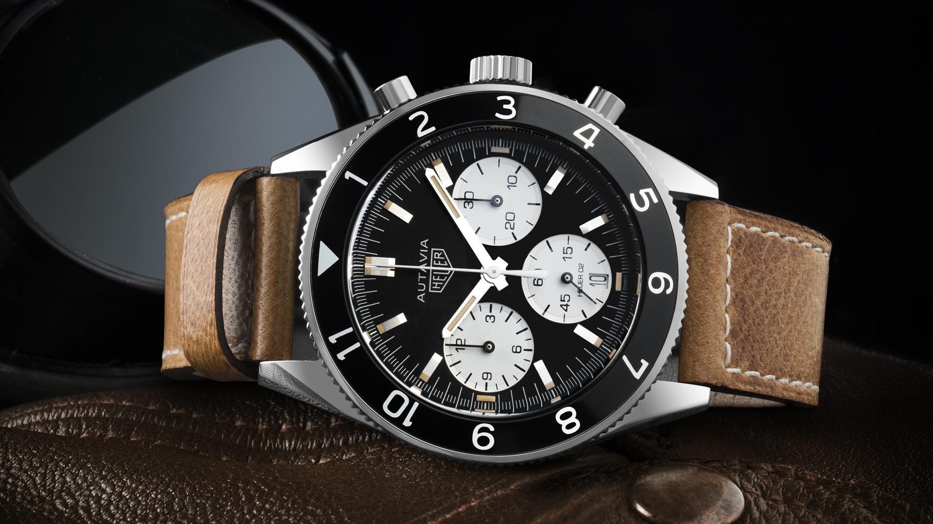 đồng hồ TAG Heuer Autavia