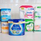 sữa bột tốt nhất cho trẻ sơ sinh