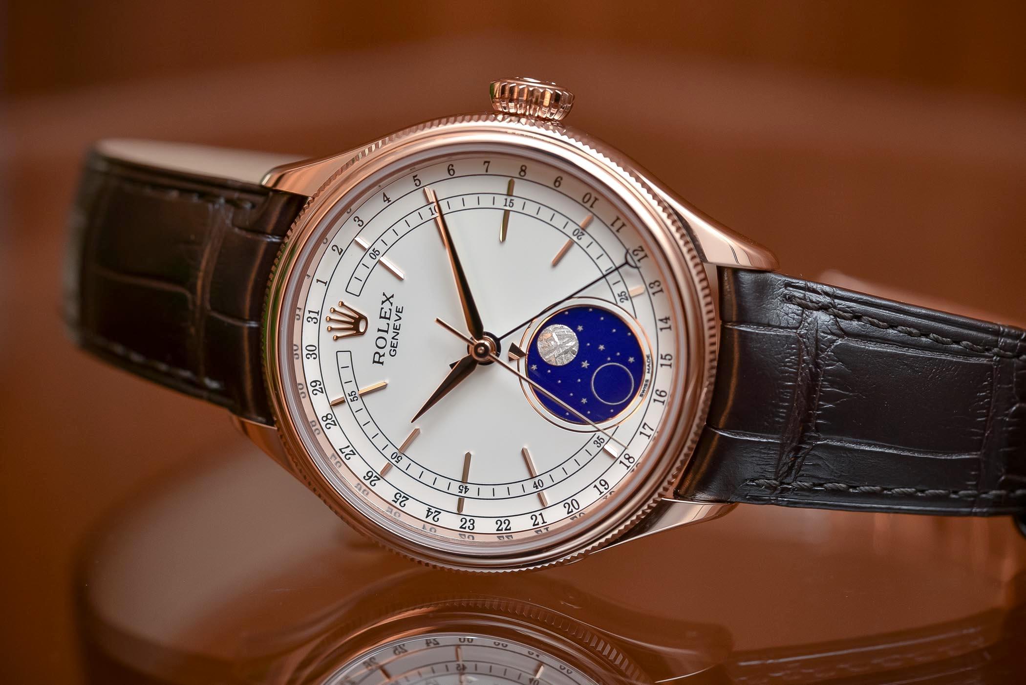 đồng hồ Rolex Cellini Moonphase