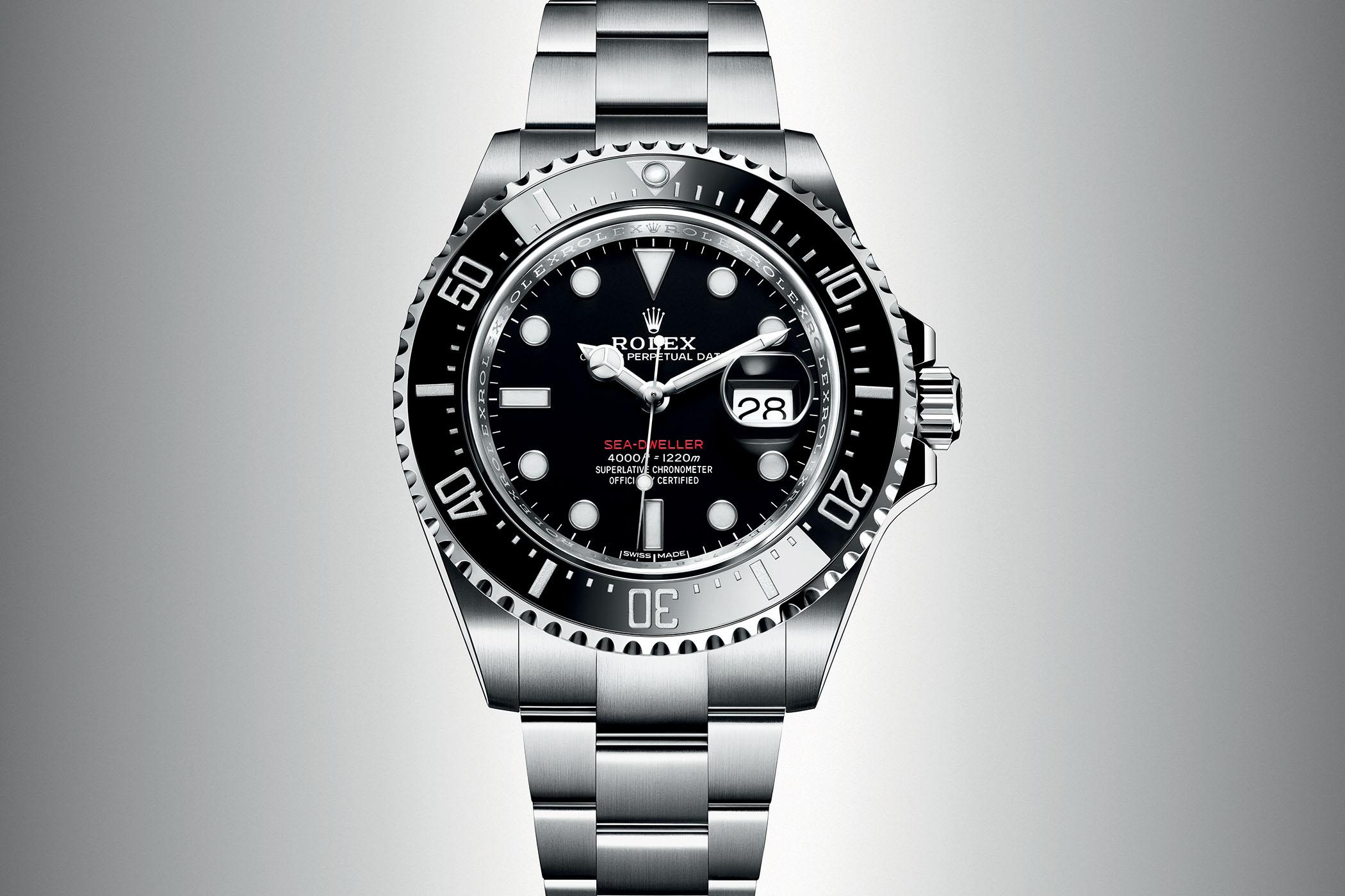 đồng hồ Rolex Sea-Dweller