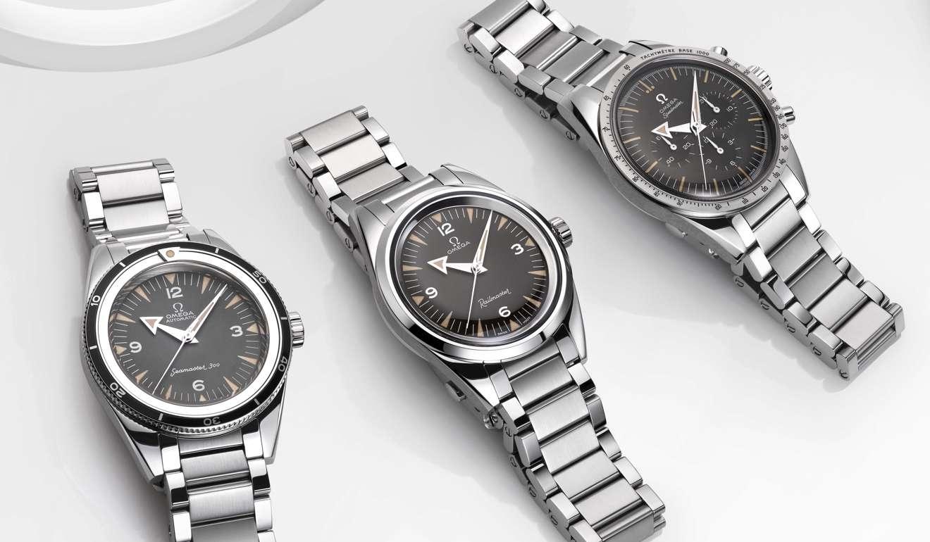 đồng hồ OMEGA 1957 Trilogy