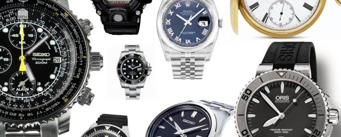 order đồng hồ từ Mỹ