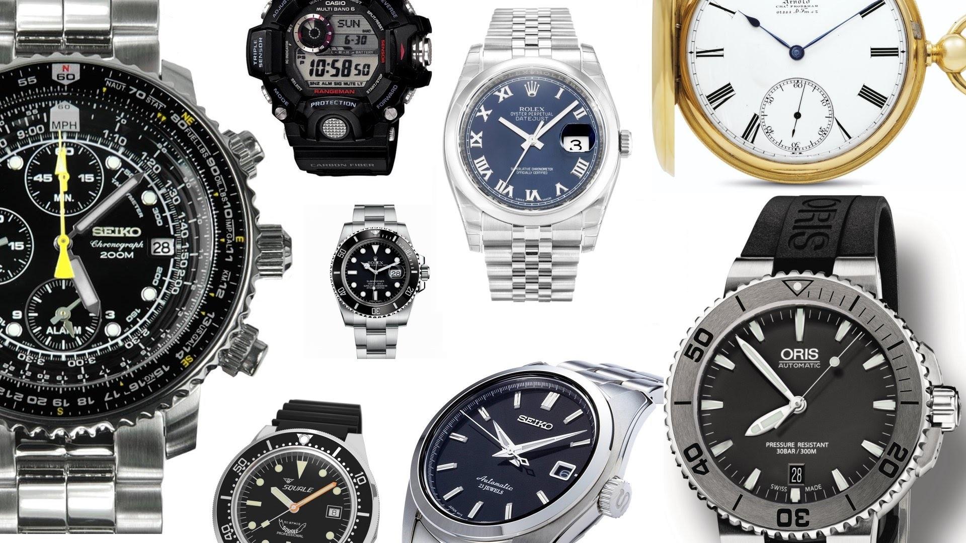 đồng hồ chính hãng xách tay