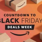 mua hàng amazon black friday