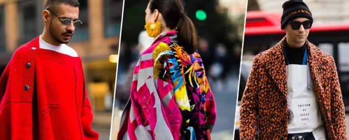 xu hướng thời trang mới