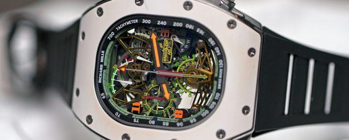 đồng hồ của Richard Mille