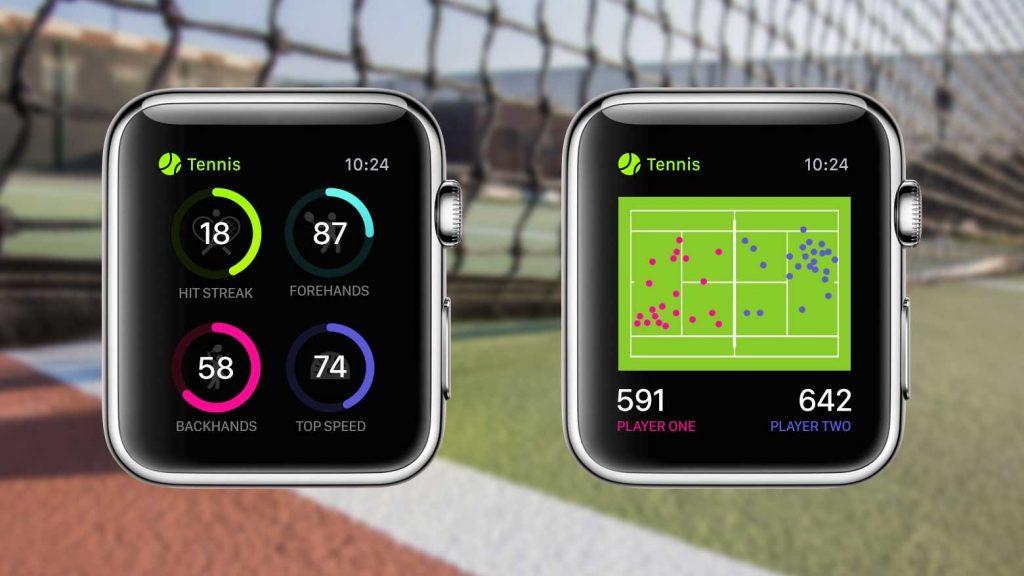 ứng dụng hữu ích cho apple watch