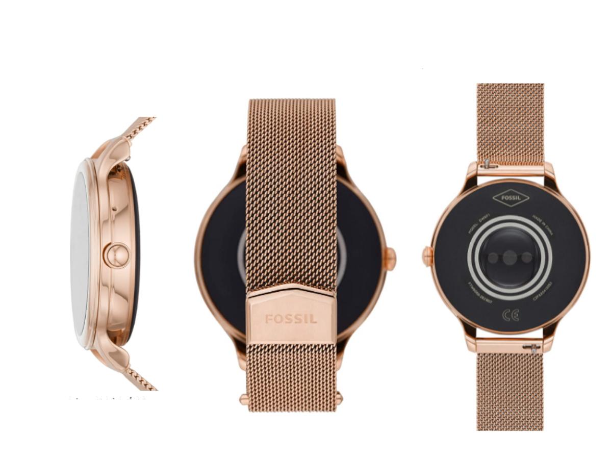 Thiết kế đồng hồ Fossil