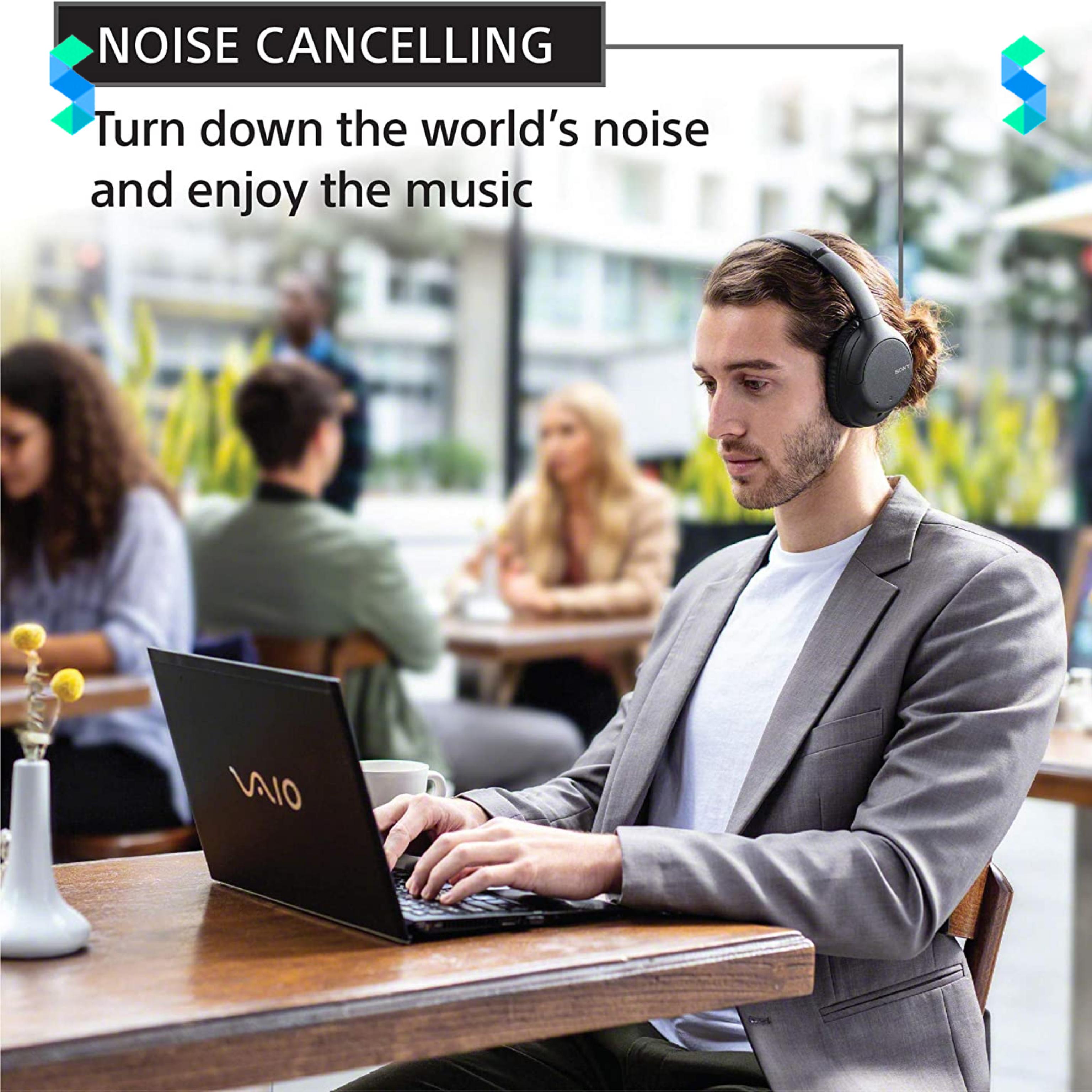 Tai nghe chống ồn Sony WHCH710N