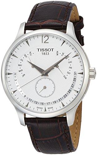 Tissot Tradition Perpetual Calendar .